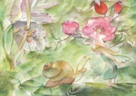 Slakken-elf, Marie Laure Viriot