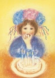 Verjaardag, Marjan van Zeyl