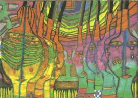 Het einde van de Grieken, Friedereich Hundertwasser