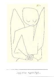 Vergesslicher Engel, Paul Klee