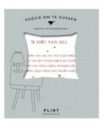 Poëzie om te kussen, Plint, O hou van mij, Joke van Leeuwen