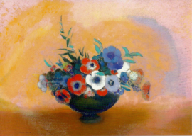 De anemonen, Odilon Redon