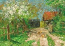 Een voorjaarsdag, Elisabeth von Eicken