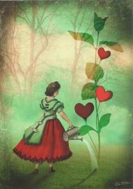Zaden van liefde, Catrin Welz-Stein