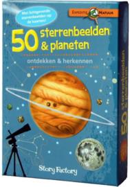 50 sterrenbeelden kaartspel