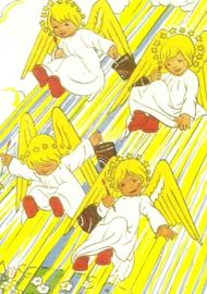 Glijdende engelen, Rie Cramer