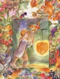 Gouden herfst, Marie Laure Viriot, DIN A4