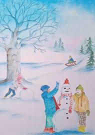 Winter, Brechtje Duijzer
