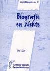 Gezichtspunten 16 Biografie en ziekte / Jan Saal