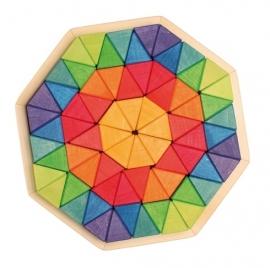 Octagon klein 72-delig