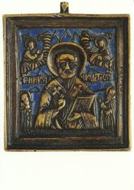 De heilige Nicolaas, Russisch reisikoon