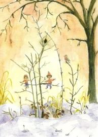 Winterlicht, Elisabeth Heuberger