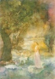 Sneeuwwit en rozerood, Katharina Gasteiger