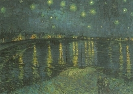 Sterrennacht, Vincent van Gogh