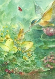 IJsvogel-elf, Marie Laure Viriot