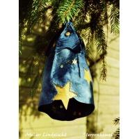Sterrenhemel (kerst/advent), voor het basislampje (zelfmaakpakketje)