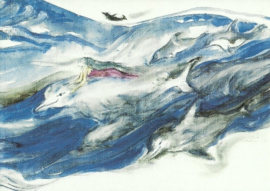 Dolfijnen, S. Mahncke