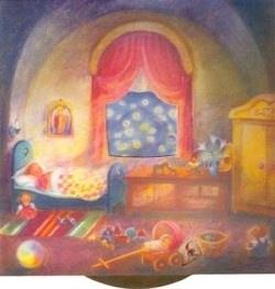 Draaiplaat in bed, Gabriela de Carvalho