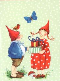 Pippa en Pelle vieren verjaardag