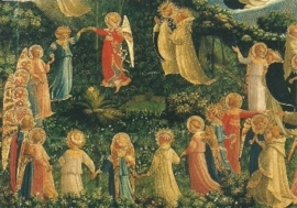 Engelronde, Fra Angelico
