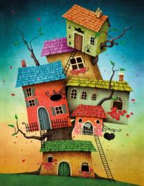 Blankbook Tushita, Tree Houses