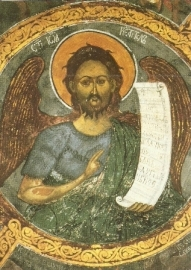 Johannes de Doper, Opstandingskerk Sucevita, Roemenië