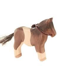 Pony met teugels