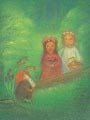 Sneeuwwit en Rozerood, Ruth Elsässer
