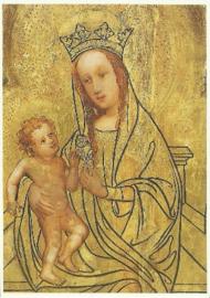 Moedergod met kind, Altaar uit St. Ursula