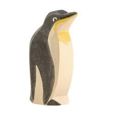 Pinguin snavel omhoog