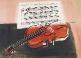 De rode viool, Raoul Dufy