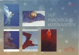 Vijf prachtige kerstkaarten, Juke Hudig