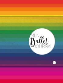 Mijn Bullet journal Rainbow
