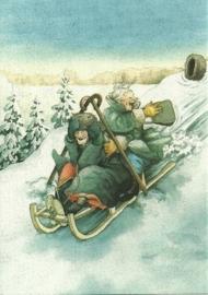 Vrouwen op de slee, Inge Löök