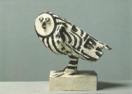 De uil, Pablo Picasso