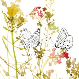 Bermboeket met vlinders, Maartje van den Noort MN01