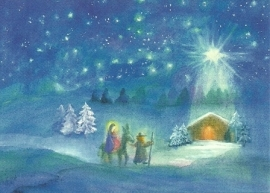 Naar de stal van Bethlehem, Dorothea Schmidt