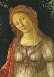 Detail uit de Lente, Sandro Botticelli