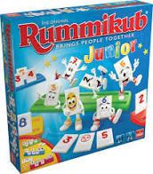Rummikub junior 4+