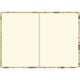 Compact Journal Peter Pauper Hedhehogs