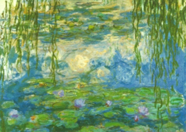 Waterlelies, Claude Monet