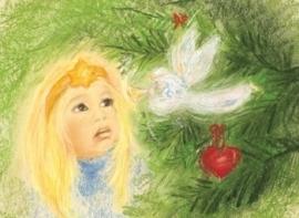 Kerstboomengel maakt muziek, Marjan van Zeyl