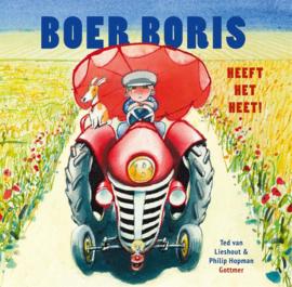 Boer Boris heeft het heet / Ted van Lieshout