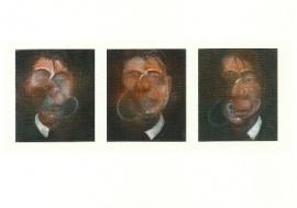 Drie studies voor een zelfportret, Francis Bacon