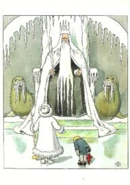 Koning Winter, Elsa Beskow