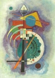 Hommage aan Grohmann, Wassily Kandinsky