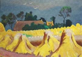 Hogelandster boerderij, Ekke Abel Kleima