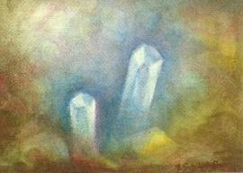 In de kristallen, Jula Scholzen-Gnad