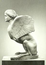 Sfinx, Egyptisch