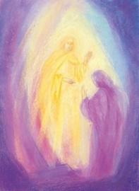 Pasen opstanding, Marjan van Zeyl